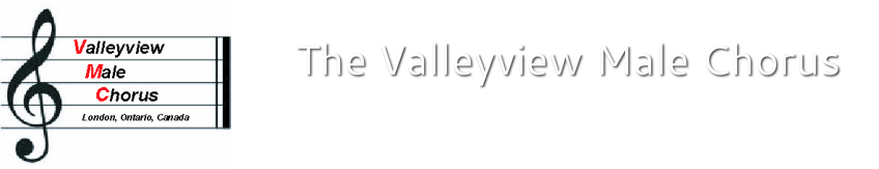 The Valleyview Male Chorus